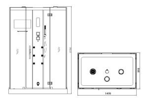 s002 -kabina parowa