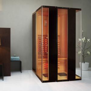 Sauna infrared H001 130x120x200cm