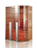 Sauna infrared model H022 135x105x200cm