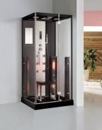Kabiny parowe z sauną infrared