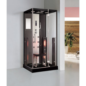 Steam showers with infrared  Models K001