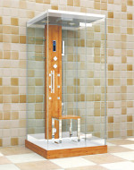 Steam shower model S001100x91x215cm
