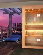 Nowoczesna sauna model M001