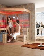 Sauna model M005