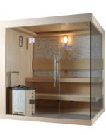 Nowoczesna sauna model M006