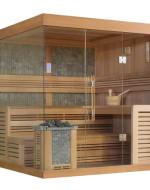 Sauna model M007