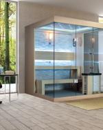 Nowoczesna sauna model M009