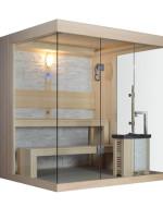 Sauna model M010