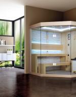 Luxury sauna model M0011