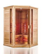 Sauna infrared model H012 130x130x200cm