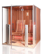 Sauna infrared model H024 170x170x200cm