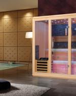 Sauna model M022