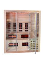 Sauna combi 001