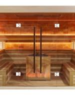 Sauna luksusowa model 31