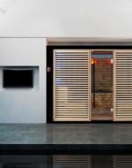 Sauna luksusowa model 32a